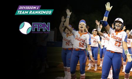 Photo courtesy of Florida Athletics (Tim Casey)