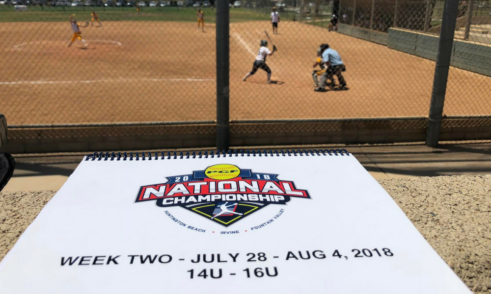 Top Five Players from Monday: 2018 PGF Nationals