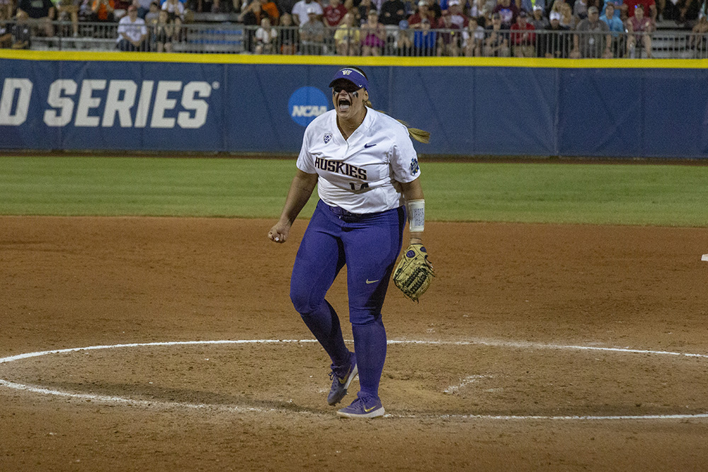 2019 WCWS By The Numbers - Fastpitch Softball News, College