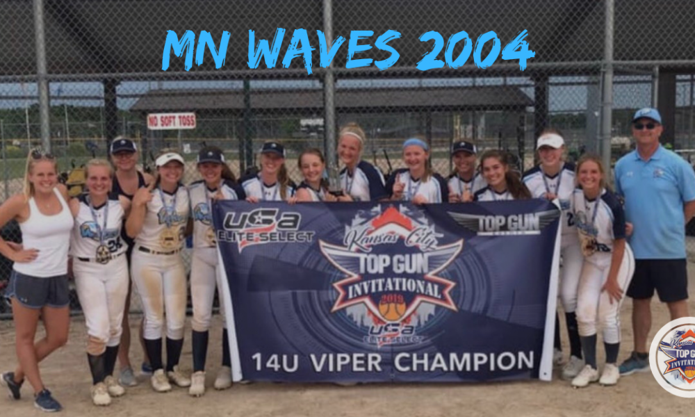 MN Waves 2004 Wins Top Gun Invite - Fastpitch Softball News